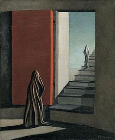 Kay Sage: The Fourteen Daggers, 1942