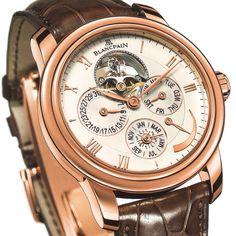 Blancpain Tourbillon Quantième Perpétuel Watch