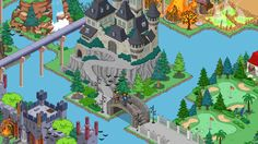 Springfield Simpsons, Springfield Tapped Out, The Simpsons Game, Time Travel, Nice, Awesome, Layouts, Motivational, Digital Art