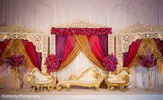 Pakistani wedding decor in St. Petersburg, FL Pakistani Wedding by Kimberly Photography Wedding Stage Decorations, Desi Wedding Decor, Marriage Decoration, Wedding Mandap, Wedding Venues, Wedding Halls, Wedding Ideas, Indian Wedding Theme, Hall Decorations