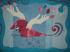 Art Quilt, detalle