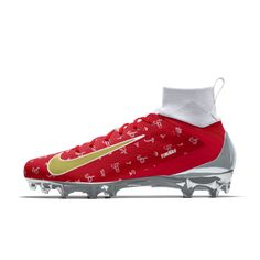 540074eac Look what I found at Nike online. American Football BootsNike VaporCleats Nike ...