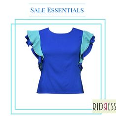 There's no denying the fact that we girls can NEVER get enough clothes! wink emoticon So go and shop all the #SaleEssentials http://bit.ly/riddeals