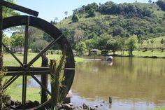 Parque natural e águas termais encantam em Marcelino Ramos Marielise…