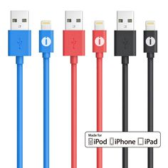 Quality Micro USB Noodle Data Charging Sync Cable Lead✔MOTOROLA MOTO G6 PLAY
