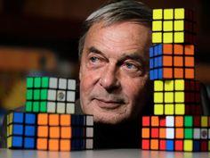 El creador del juguete, Erno Rubik, de 67 años, será homenajeado este viernes.