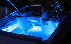 Marine Led Light Strips Classy Green Marine Boat Led Lighting Is Designed To Add A Solid Green Decorating Design