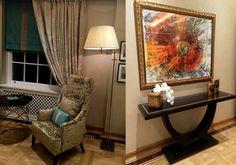 Luxury Details in Abbey Lodge building - London | SISSY FEIDA INTERIORS