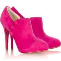 Bright Pink wonders.  ...MKL...