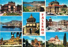 PALERMO - Souvenir - 1967