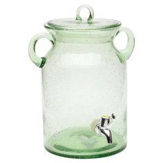 Tag Vintage Jar Drink Dispenser - TAG350218