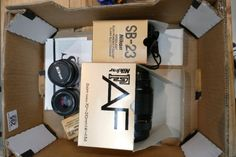 Items to include Nikkor Af Nikon Camera Lenses, Location Map, Wine And Spirits, Map