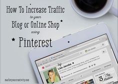 Pinterest has become my absolute favorite form of marketing and the best traffic referrer for my creative business to date.
