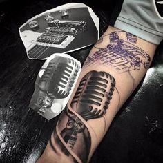 Conheça a tatuagem realista em preto e cinza, uma das técnicas mais procuradas no Brasil e no mundo
