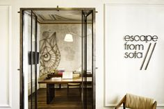 escape from sofa Office, Istanbul – Turkey » Retail Design Blog