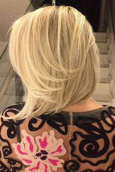 17 Popular Medium Length Hairstyles for Those With Long, Thick Hair ★ See more…