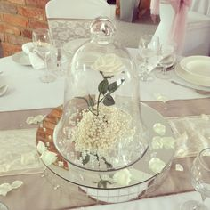 Forbidden Rose Centrepiece by Add Style UK