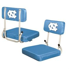 Cheer on your team in comfort with the Logo Chair NCAA College Hard Back Stadium Seat . These comfy stadium seats are available in mutliple team colors. Kansas State University, Kansas State Wildcats, University Of North Carolina, University Logo, Stadium Seat Cushions, Stadium Seats, Ikea Hanging Chair, Bleacher Seating, Tar Heels