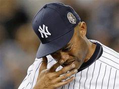 Mariano Rivera retires