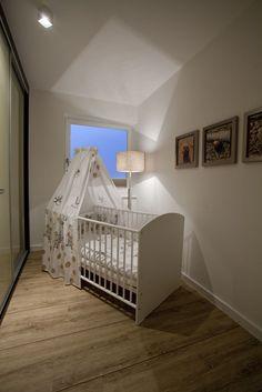 Kinderbett im Familienzimmer