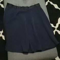 Navy skirt Navy skirt A line. Cute and flowy.  Worn twice. 3.1 Phillip Lim for Target Skirts