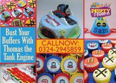 Thomas The Tank, Engineering, Birthday Cake, Presents, Children, Desserts, Fun, Gifts, Young Children