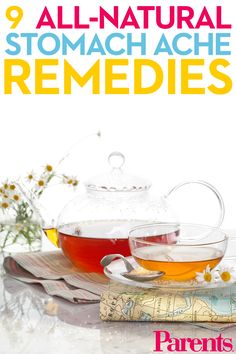 Tummy troubles? Try these 9 all-natural stomachache remedies to ease the pain. #health I cdiabetes.com