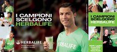I #campioni scelgono #Herbalife #cristanoronaldo https://www.facebook.com/informaconandrea