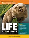 Life at the limits exhibit about extremophiles and cool organisms w/ impressive range like the Tardigrade