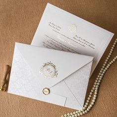unique wedding invitations that is great Royal Wedding Invitation, Wedding Invitation Envelopes, Classic Wedding Invitations, Wedding Logos, Monogram Wedding, Wedding Stationery, Invitation Cards, Wedding Cards, Wedding Monograms