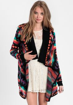 Desert Poncho by UNIF #threadsence #fashion Shop here: http://www.threadsence.com/desert-poncho-by-unif-p-6294.html?utm_source=pinterest_medium=sm_content=Desert%2BPoncho_campaign=pin_product