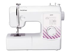 17 Stitch metal chassis sewing machine ideal for basic sewing and repairs