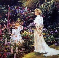 Sandra Kuck Enchanted Garden