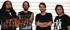 Resenha do Rock: Infestatio: banda comenta sobre gravações do novo ...
