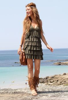 Ohhh the hippie in me wants this bad!!!  What do ya think Pammie!!!  Boho chic!