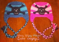 Impossibly Cute Baby Skull Hat | FaveCrafts.com