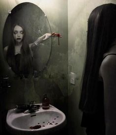 horror photography | Reflections | Cool Horror Photography