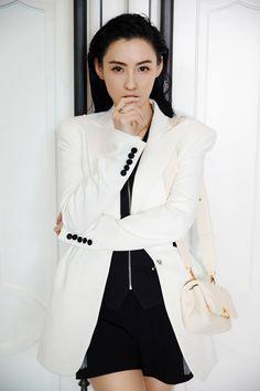 Cecilia Cheung at brand event | China Entertainment News Cecilia Cheung, Entertainment, China, Blazer, News, Coat, Jackets, Women, Fashion