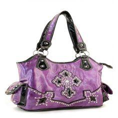 http://www.handbagsblingmore.com/Purple-Cross-With-Rhinestones-Handbag/dp/B009AUTM3W?field_availability=-2