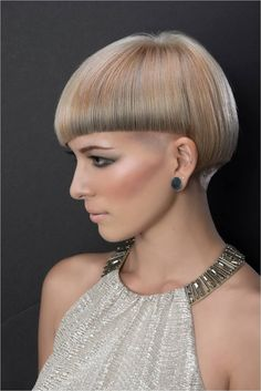 Wella Professionals North American Trend Vision 2012 Finalists-U.S.   Carrera Bailey