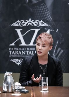 from allkpop.com  Junsu!  JYJ is coming back next year!