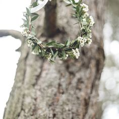 #wreath #bridesmaid #flowercrown #greenery #віночок