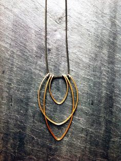 simple gold necklace design >> 26 Gold Necklace Designs Ideas You'll Actually Want to Wear