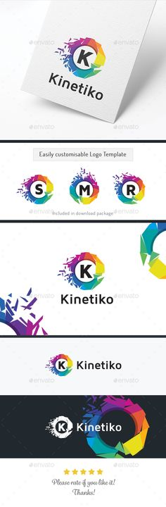 "Check out my @Behance project: ""Kinetiko Letter / Alphabet"" https://www.behance.net/gallery/43584521/Kinetiko-Letter-Alphabet"