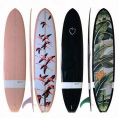 dirtbin designs: Beautiful Girls surfboards