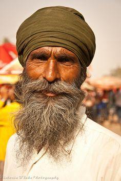 Attari Sikh by viwehei, via Flickr