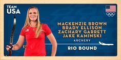 4 Athletes Qualify For 2016 U.S. Olympic Archery Team