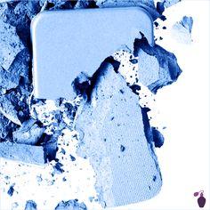 Do you dare? Go bold, go blue! Shop makeup on sale!