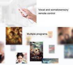 Xiaomi Mi Box 3 Enhanced Android 5.1 OS 4K 2GB + 8GB 2.4G/5G Wifi TV Box White - Tmart Smartwatch, Apple Technology, Wifi, Android, Polaroid Film, Tv, Smart Watch, Television Set, Television
