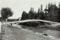 Robert Maillart bridge. Before Maillart, bridges had been traditionally extremely heavy masonry. Maillart changed everything with his delicate thin structural designs.
